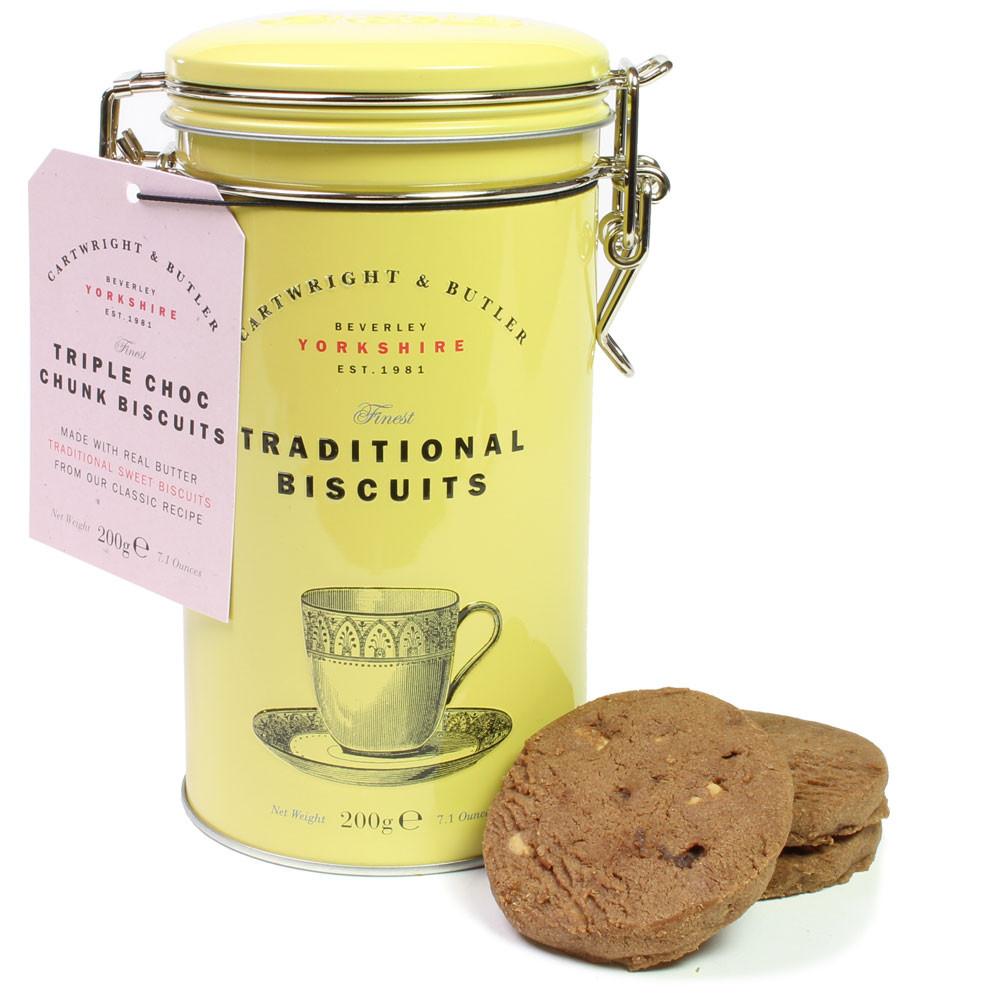 Yorkshire, Biskuitgebäck, Biskuitkekse kaufen, -  - Chocolats-De-Luxe