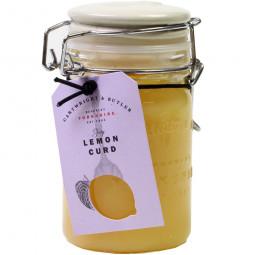 Lemon Curd - Zitronencreme mit Ei