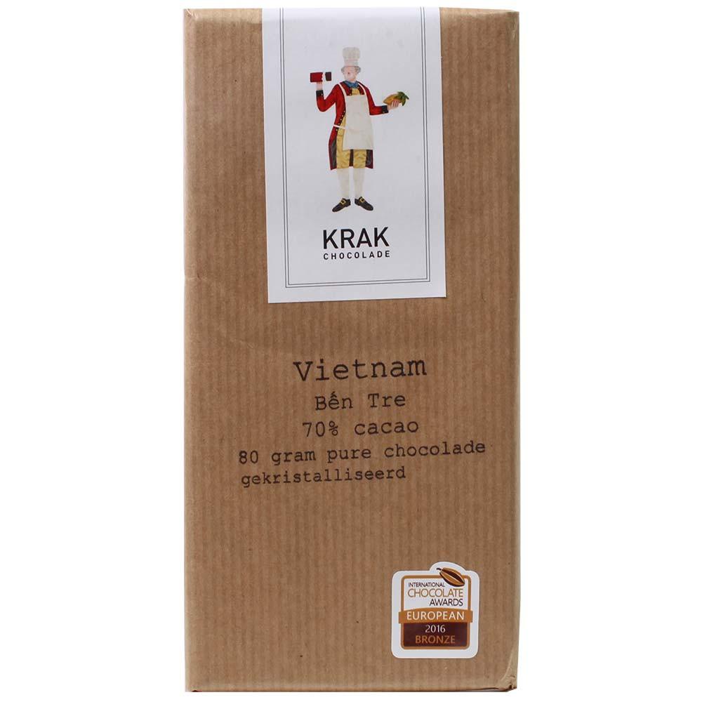 Vietnam Ben Tre - Dark Chocolate 70%