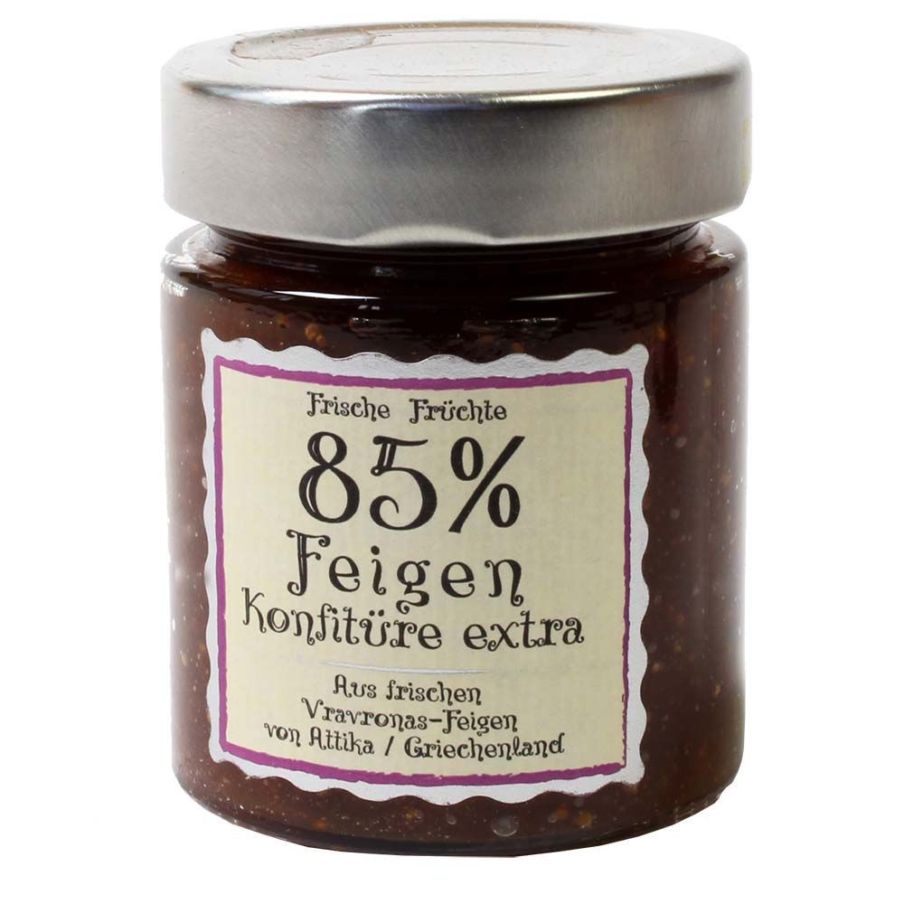 Deligreece Feigen Konfitüre extra 85% Fruchtanteil chocolats-de-luxe.de -  - Chocolats-De-Luxe