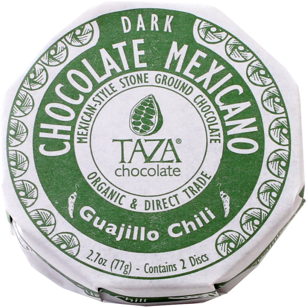 Chocolade Mexicano BIO chocolade met guajillo chili