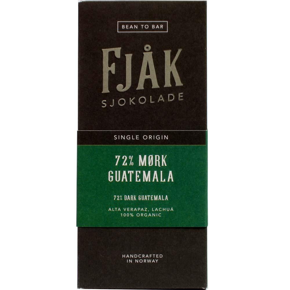 Guatemala Lachua 72% dark chocolate - dunkle Schokolade - $seoKeywords- Chocolats-De-Luxe
