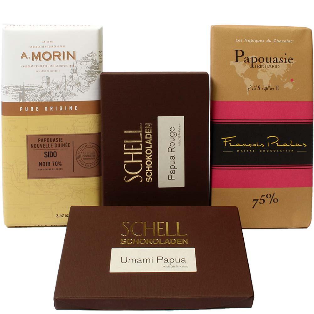 Chocolat de Papouasie-Nouvelle-Guinée -  - Chocolats-De-Luxe