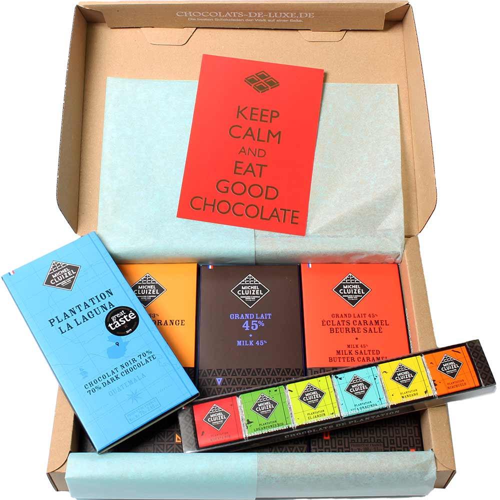 Abonnement chocolat - 12 mois + 1 mois gratuit -  - Chocolats-De-Luxe