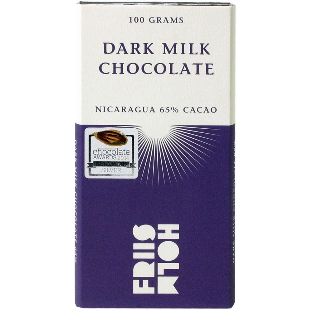 dark milk chocolate, chocolat noir au lait, Nicaragua, Auszeichnung, Preis gewonnen, dunkle Milchschokolade,