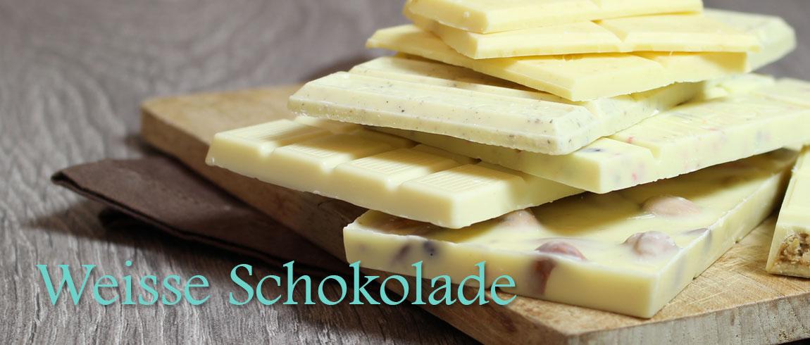 Weisse Schokolade