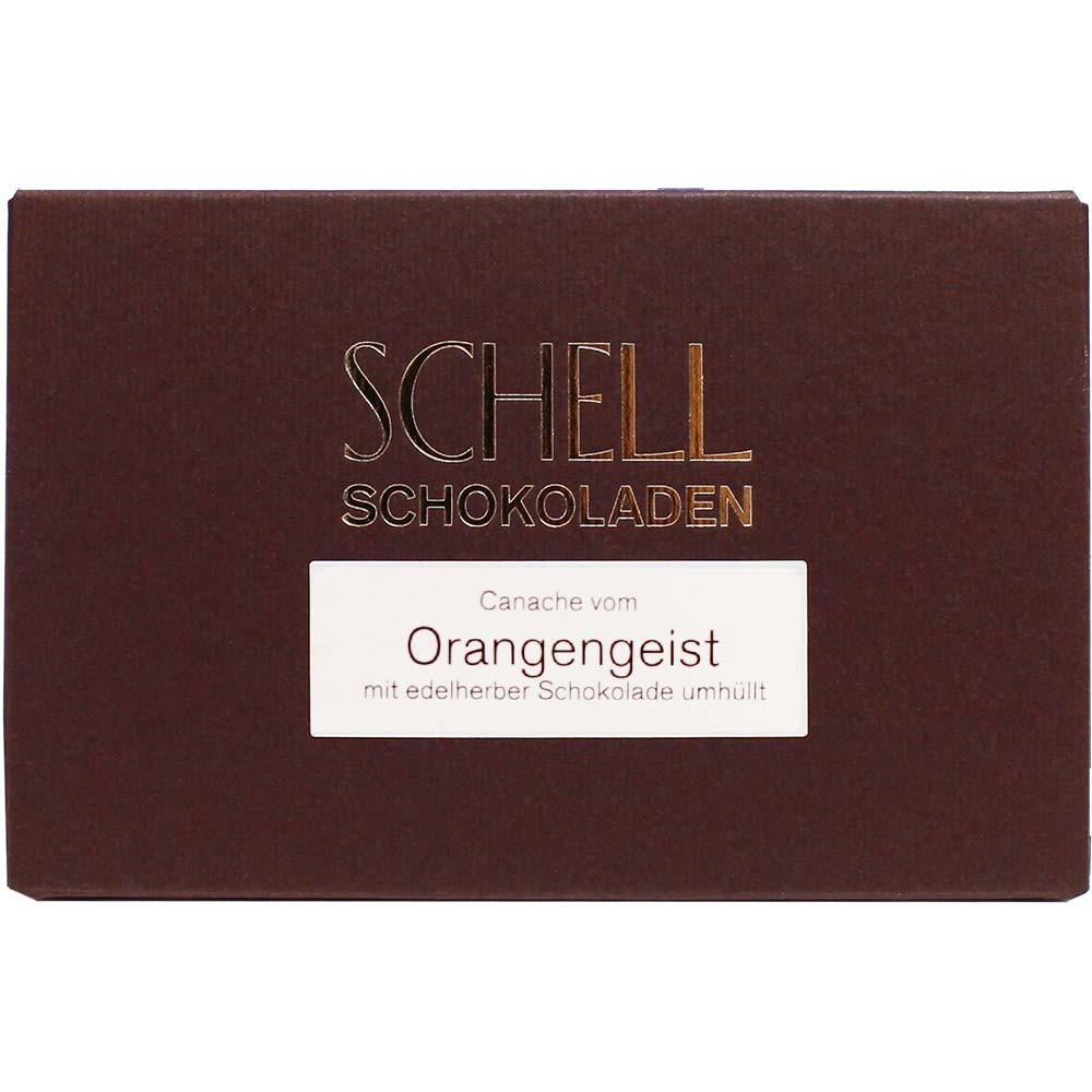 Tafel Praline Orange Spirit - $seoKeywords- Chocolats-De-Luxe