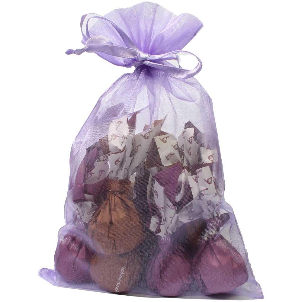 Rabitos Royale 3 x 3 higos rellenos en chocolate - Bombones, SweetFingerfood, España, chocolate español, Chocolate con higo - Chocolats-De-Luxe