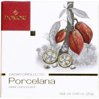Porcelana Cacao Criollo 70% Dark Chocolate