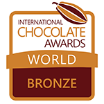 Bronce del Mundo - Intern. Chocolate Awards