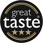 Great Taste Awards 3 Sterne