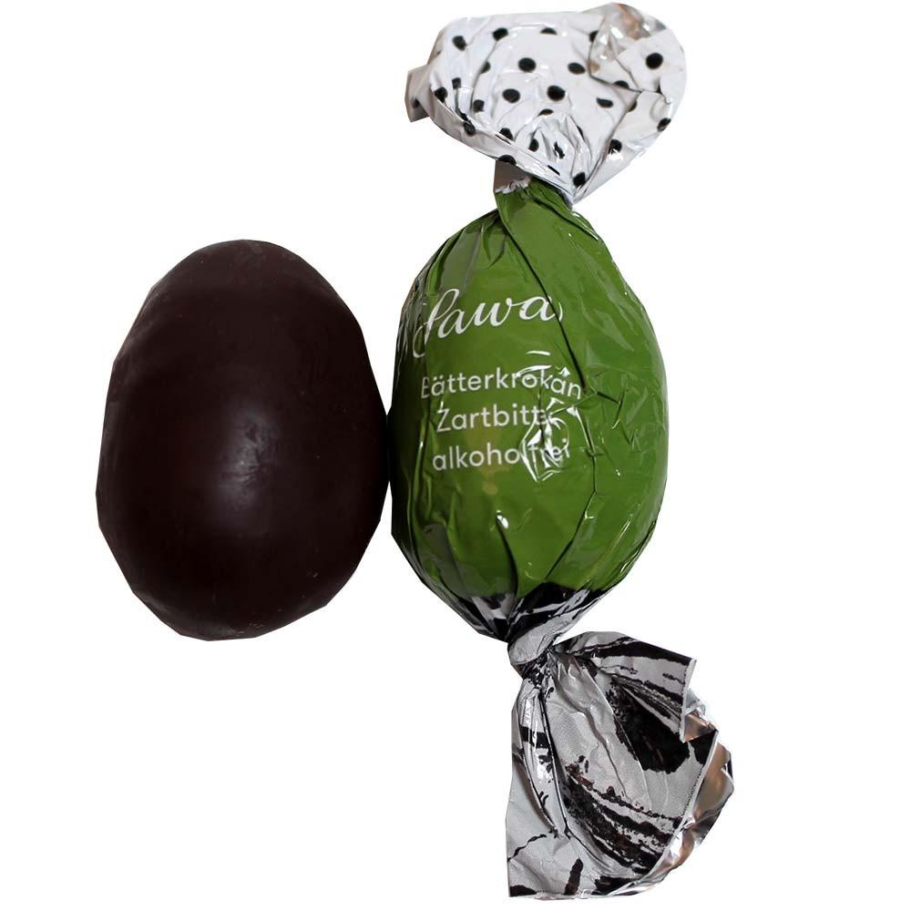 Bros paasei pure chocolade, alcoholvrij - SweetFingerfood, alcoholvrij, geschikt voor vegetariërs, glutenvrij, Duitsland, Duitse chocolade, Chocolade met broos - Chocolats-De-Luxe